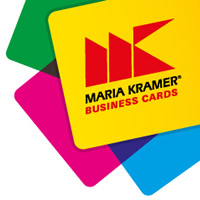 Maria Kramer Business Cards