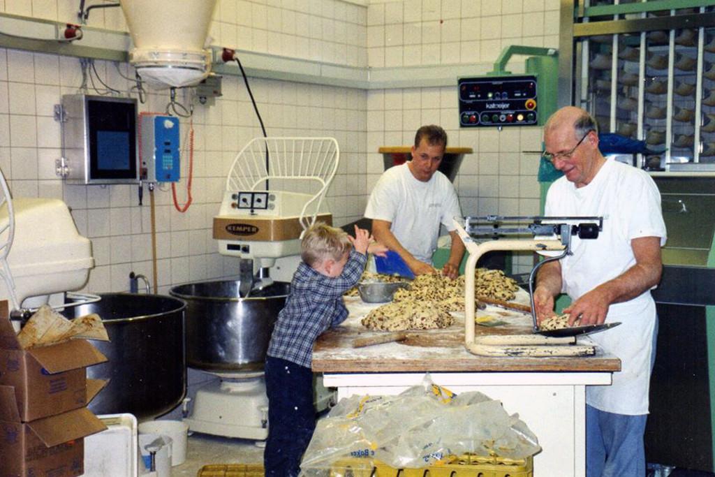 Bakkerij Lakerveld - uit de oude doos